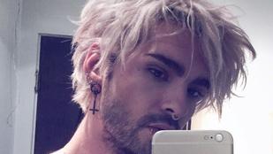 Durván megváltozott a Tokio Hotel énekese, aki most szólókarrierbe kezdett
