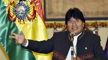 Morales-válság van Bolíviában
