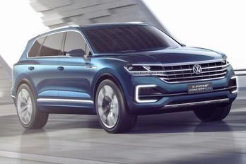 T-Prime: nagyarcú óriás a Volkswagentől