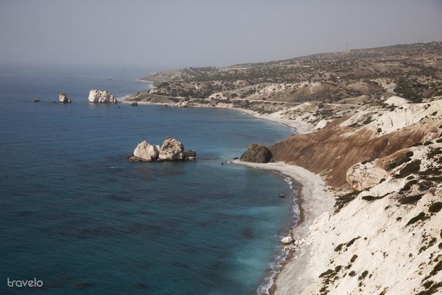 Afrodité sziklája Cipruson