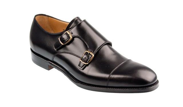 """Duplacsatos """"monk"""" cipő"""