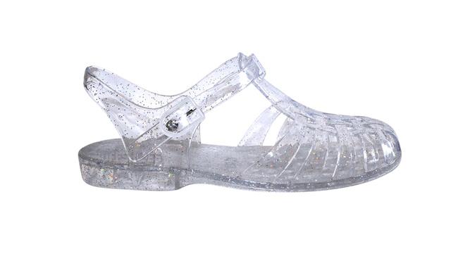 Jellie shoe, ami nem annyira zselécipő, mint gumicipő