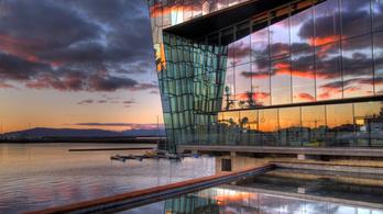A reykjaviki hárfa