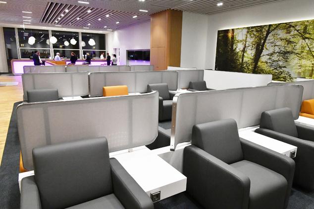 Szintén a First Class Lounge