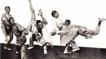 Amikor még nem volt szentségtörés jazzre táncolni