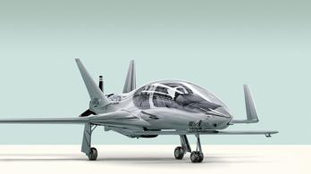 Futurisztikus repülő lehet a jövő magángépe