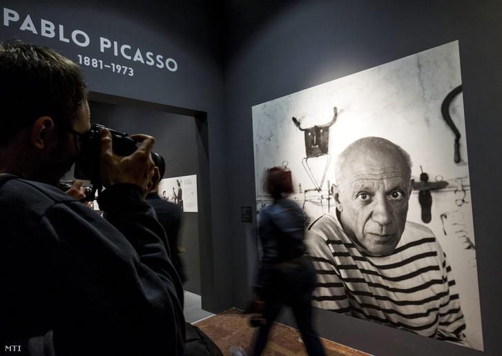 picasso kiállítás