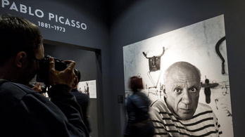 Több mint százezren látták eddig a Picasso-kiállítást