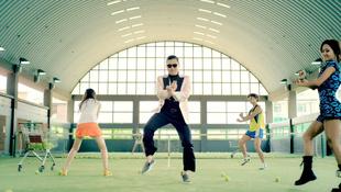 Psy-nak már volt miért megszületnie: szobrot kapott a Gangnam Style