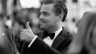 Egy újabb ok, amiért szeretheti Leonardo DiCapriót