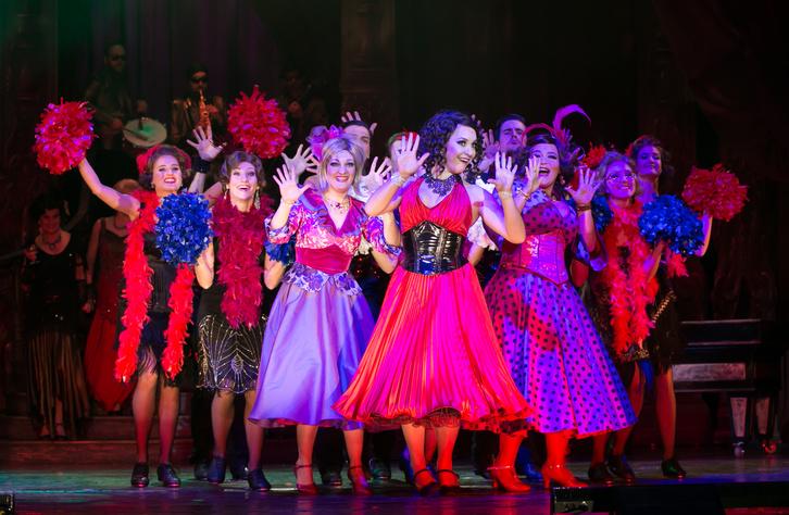 A chicagói hercegnő a Budapesti Operettszínházban