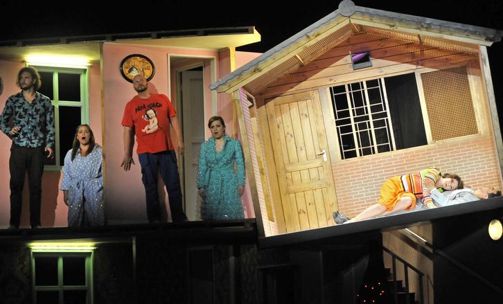 Egy anya története - operabemutató a Zeneakadémiával közösen