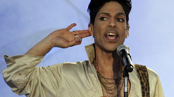 Erős fájdalomcsillapítókat találtak Prince-nél