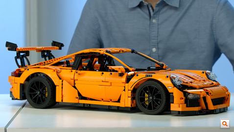 Technik 911 GT3RS