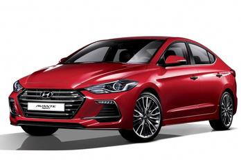Sportszedánt mutat be a Hyundai