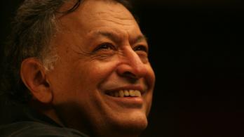 Magyar menekülteknek adta élete első koncertjét a ma 80 éves Zubin Mehta