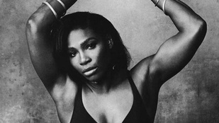 Serena Williams rajongói kiakadtak a természetellenesre manipulált képeken