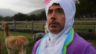 Hogy is volt Robert Downey Jr. a hülye ruhákkal?!