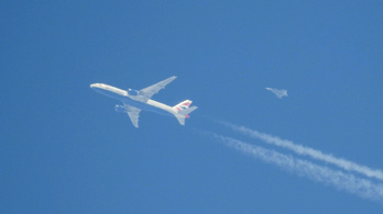 A Gripenek lecsaptak a British Airways-re