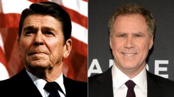 Will Ferrell csak nem csinál viccet Ronald Reagan Alzheimer-kórjából