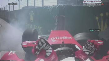 Vettel káromkodása mindent visz, nem győzték kisípolni