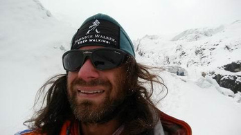 Klein Dávid megmászta az Annapurnát