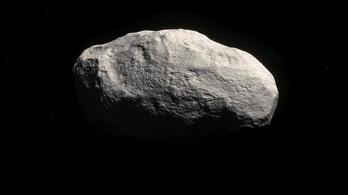 Csóva nélküli üstököst találtak
