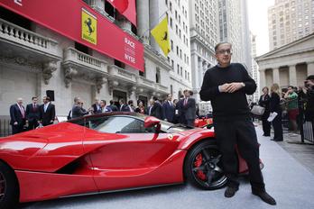 Kitalálják, ki lett a Ferrari új vezérigazgatója?