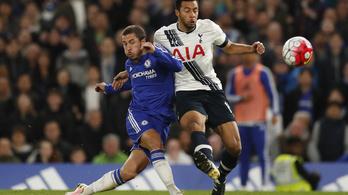 Hazard egy hete megígérte a Leicesternek a bajnoki címet