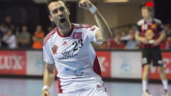 A Kielt kapta a Veszprém a kézi-BL elődöntőjében