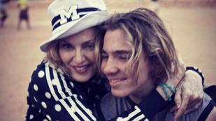 Madonna kamasz gyerekének lenni sokszorosan nehezített pálya