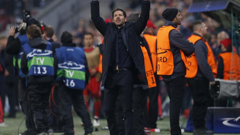 Hitchcocki izgalmak után BL-döntős az Atletico Madrid