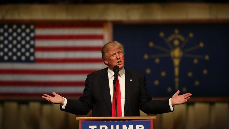 Eldőlt: Donald Trump lesz a republikánus elnökjelölt
