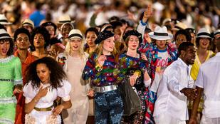 Kubában parádézott a Chanel