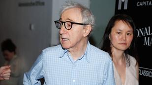 Woody Allen ijesztően bizarr interjúban beszélt feleségéről