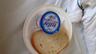 Tejföl és kenyér: menü mandulaműtét után a Jánosban