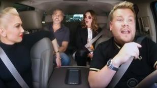 Mi történik, ha egy autóba ültetjük George Clooney-t, Julia Robertset és Gwen Stefanit?