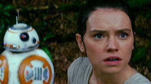 Daisy Ridley vadonatúj Star Wars 8 werkvideóban vicceskedik