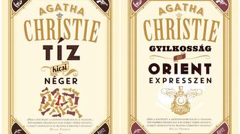 Önnek hogy tetszenek az új Agatha Christie-könyvek?