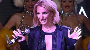 Britney Spears egy rabszolga lett