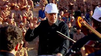 Putyin: Meglepő és példaértékű maestro Gergijev palmürai koncertje