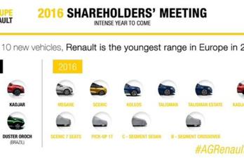 Még négy új Renault jön az idén