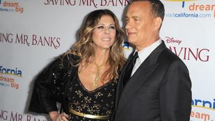 Tom Hankséknél is lehet valami családi dráma