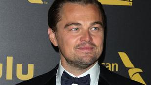 Nahát, Leonardo DiCaprio már megint összeszedett egy modellt