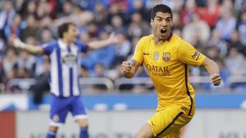 Ér annyit Suárez, mint C. Ronaldo vagy Messi?