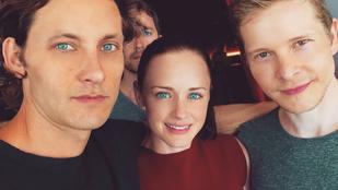 Szívek szállodája: Rory és Logan újra együtt!!