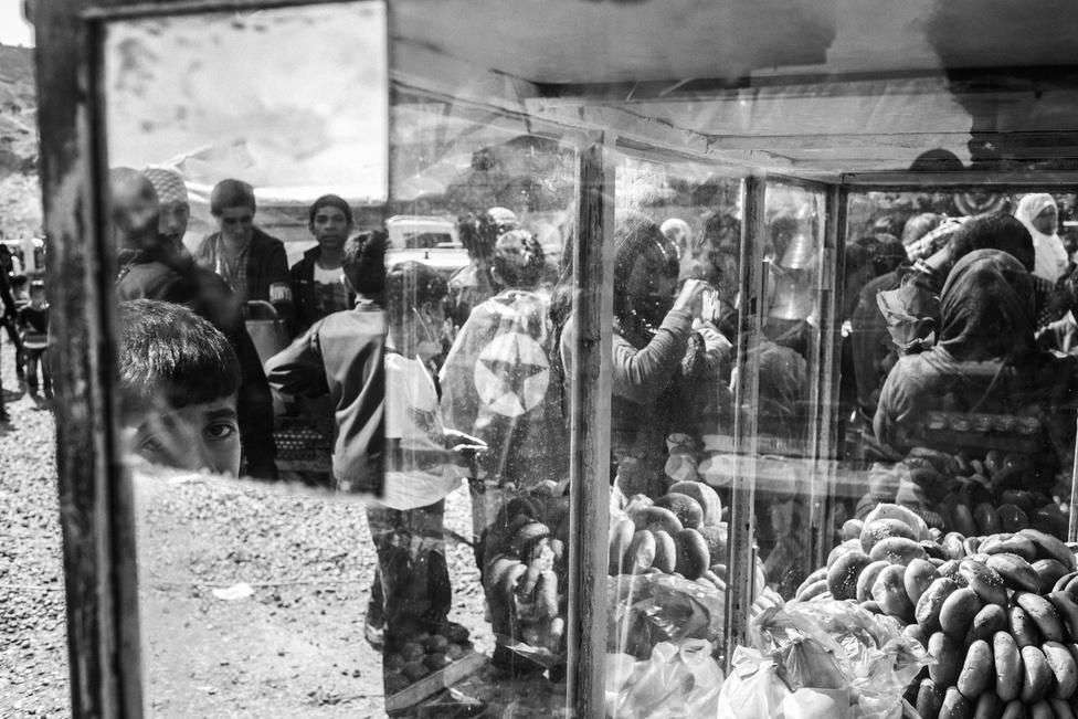 A világszervezet statisztikái szerint a menekültek 53,2 százaléka fiatalabb, mint 18 éves. Szíria ugyan egy fiatalodó korfájú társadalom, de a harcokban 600 ezer aktív korú férfi esett el, őket kellene pótolni, hogy a gazdaság ne omoljon össze. Viszont 2,3 millió ember tűnt el a lehetséges munkaerőpiacról. Őket szinte lehetetlen lesz pótolni 10-15 év alatt.