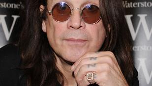 Ozzy Osbourne-t megint kitette az asszony, mert megint nőzött