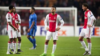 Az egész évet tönkretette az Ajax