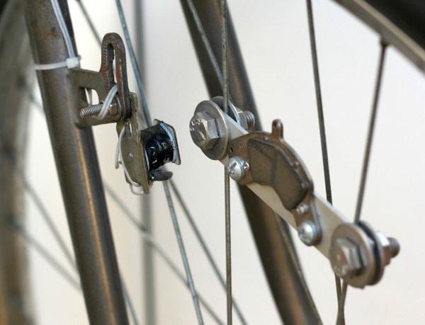 biciklilámpa házilag